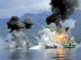 L'Indonésie appelle à la coopération internationale contre la pêche illégale