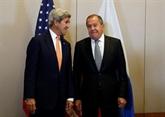 Syrie : nouvelles négociations internationales à Lausanne, Alep bombardée