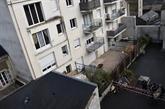 Un balcon s'effondre à Angers : quatre morts et plus d'une dizaine de blessés