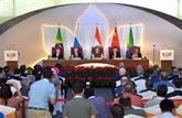 Les BRICS publient la Déclaration de Goa