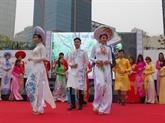 Le 6e Festival de la culture vietnamienne et la Journée vietnamienne du travail