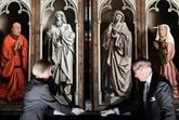 À Gand, L'Adoration de l'Agneau mystique, révèle encore des surprises