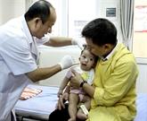 80.000 dollars de la Société ExxonMobil pour la santé des enfants vietnamiens