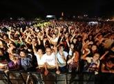 Le Monsoon Music Festival commence ce soir à Hanoï