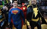 Les super-héros reviennent à Paris pour le