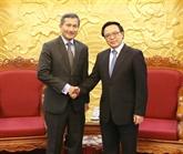 Vietnam et Singapour promeuvent leur partenariat stratégique