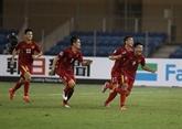 Le Vietnam se qualifie pour la Coupe du monde U-20