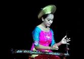 Monocorde : le đàn bầu,un instrument de musique vietnamien