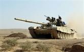 Irak : l'EI recule face aux forces paramilitaires près de Mossoul