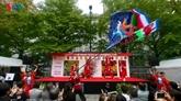 Japon : la Fête Vietnam Festa 2016 à Kanagawa