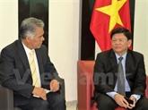 Vietnam-Mexique : Dà Nang et Toluca scellent une coopération multiforme