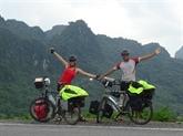 Un couple, deux vélos, une aventure