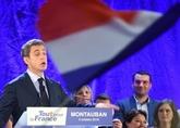 Sarkozy promet deux référendums sur le regroupement familial et les fichés S