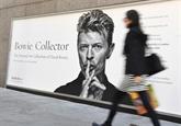 La collection d'œuvres d'art de Bowie atteint plus de 28 millions d'euros aux enchères