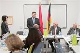 Congrès de l'Association Allemagne-Vietnam à Berlin