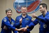 Jour J pour le Français Thomas Pesquet s'envolant pour l'ISS