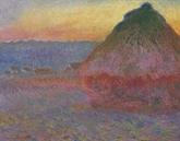 Record : Une Meule de Monet adjugée 81,4 millions de dollars