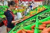 Succès des produits agricoles propres