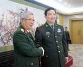 Le Vietnam et la Chine renforcent leurs liens dans la défense