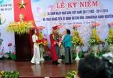Un Viêt kiêu devient docteur honoris causa de l'Université de Dà Lat