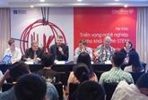 STEM : colloque à Hanoï sur les perspectives professionnelles