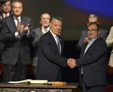 La Colombie et les Farc ont signé une paix renégociée suite au référendum
