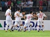 Football : le Vietnam progresse à la 129e place mondiale