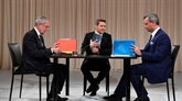 Présidentielle en Autriche : face à face tendu entre les deux candidats