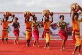 Kiên Giang: Journée culturelle, sportive et touristique des Khmers