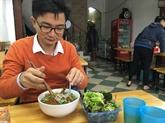 Le bún cá de Hanoï, une spécialité culinaire à ne pas manquer