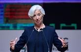 Lagarde se mettra en congé du FMI pendant son procès à Paris