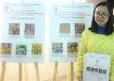 Remise des prix du concours d'illustration Mitsubishi Enikki 2015-2016