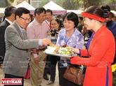 Un festival gastronomique pour les diplomates à Hanoï