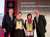 Vingroup remporte un premier prix international