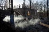 Des feux de forêt font sept morts dans le Sud des États-Unis