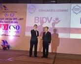 Remise du Prix des meilleures banques du Vietnam 2016