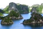 La baie de Ha Long parmi les dix patrimoines impressionnants d'Asie