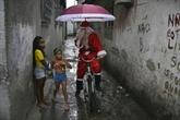 Brésil : la crise plombe le Noël des habitants de Rio de Janeiro