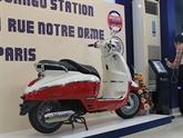 Peugeot Scooters s'installe au Vietnam