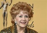 Debbie Reynolds s'éteint quelques heures après sa fille Carrie Fisher