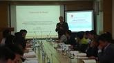 Un atelier de formation francophone sur la démarche-qualité à Hanoï