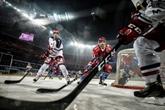 Hockey : affluence record de 25.182 spectateurs pour Lyon-Grenoble en Ligue Magnus