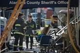 Un incendie meurtrier dans un collectif d'artistes près de San Francisco