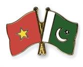 Le général Vo Van Tuân reçoit l'attaché de défense du Pakistan