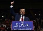 États-Unis : Trump vante déjà un effet Trump sur l'économie