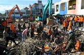 Séisme en Indonésie: urgent appel à l'aide