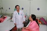 Une femme et son fœtus sauvés à Hô Chi Minh-Ville