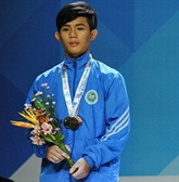Haltérophilie : avancée de Quôc Bao aux Championnats du monde junior