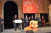 Le Nouvel An vietnamien célébré à l'Hôtel de ville de Paris