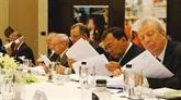 Les ambassadeurs francophones évoquent le 20 mars et la coopération francophone